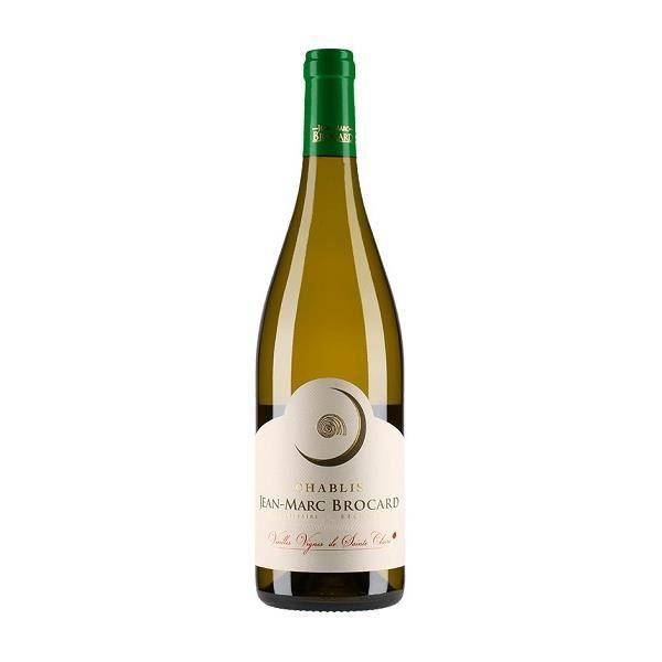Domaine Brocard Les Vieilles Vignes - Chablis - 2018 - Blanc