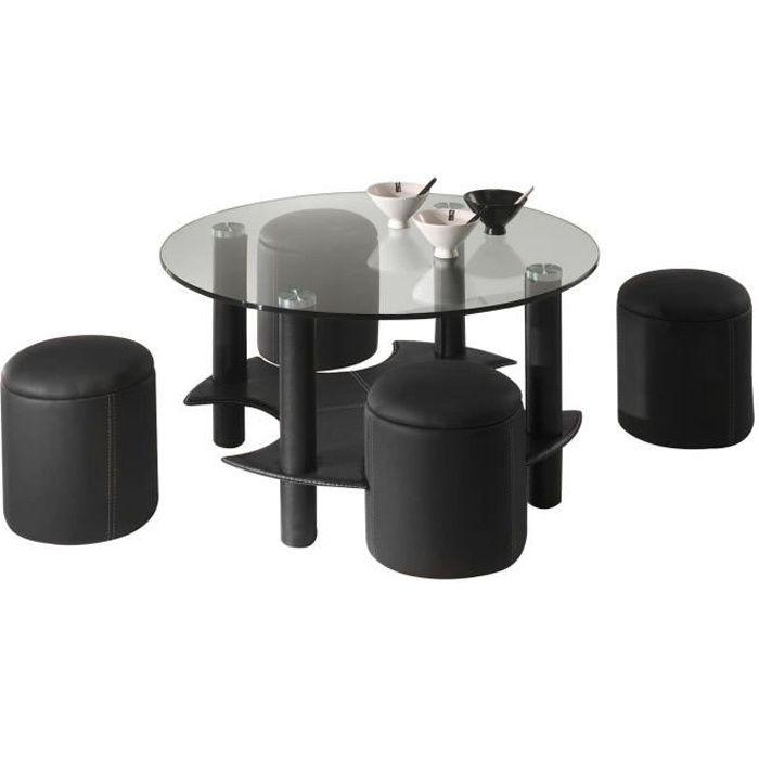 TABLE BASSE 245 Marron