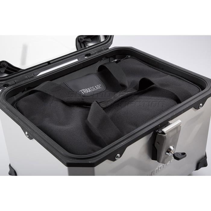 SW-MOTECH TRAX topcase poche intérieure, noir - UNIVERSAL