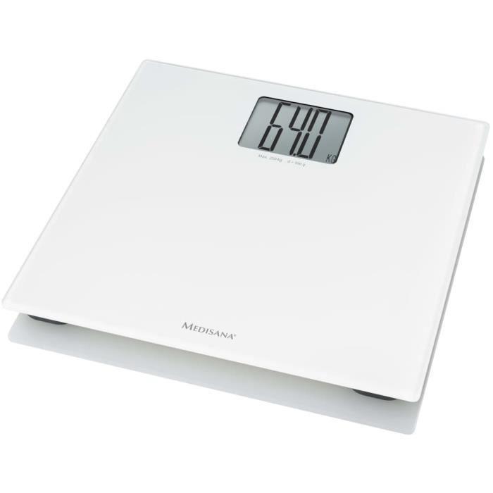 Pèse-personne Balance Pèse-Personne - Balance Connectée XL PS 470 Blanc Super *577681