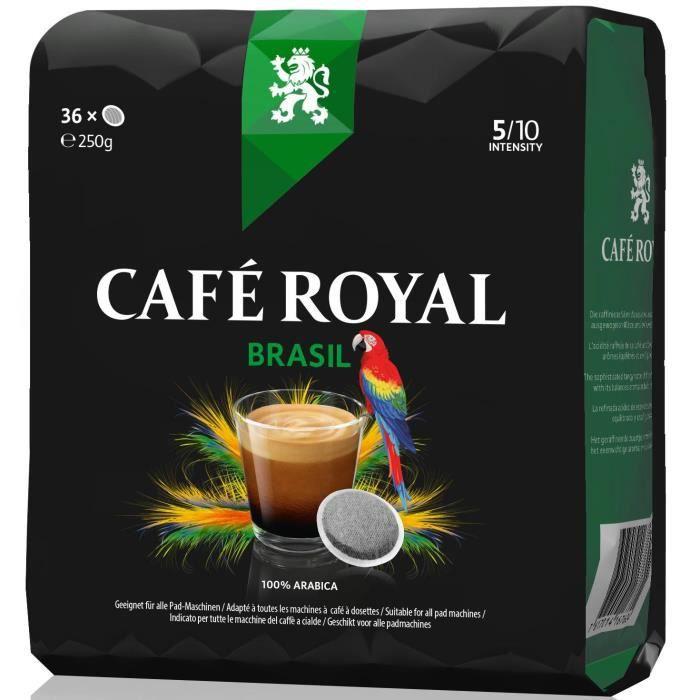 CAFE ROYAL Compatible Senseo Brasil x36