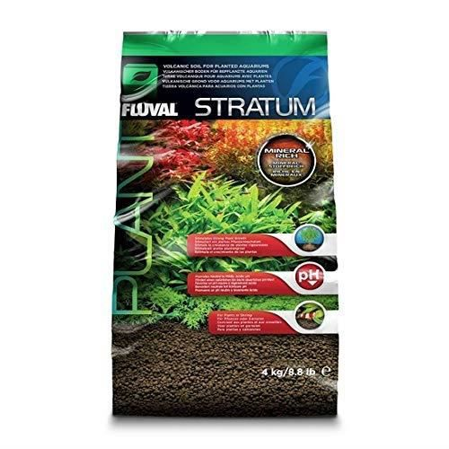 Substrat StratumFL plantes/crevet.,4kg