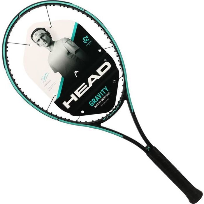 Raquette de tennis Graphene 360 s gravity - Head SL1 Divers Ou Multicolor