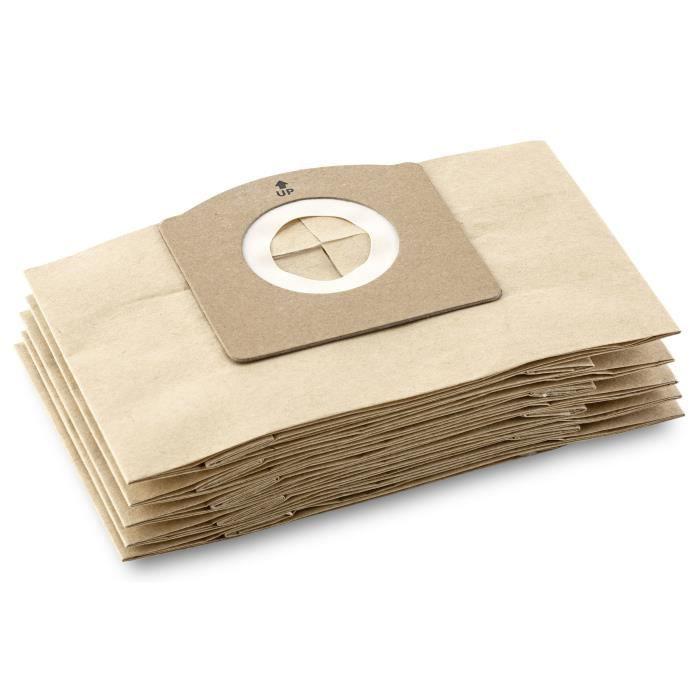 KARCHER Sachet filtre papier WD1 Compact