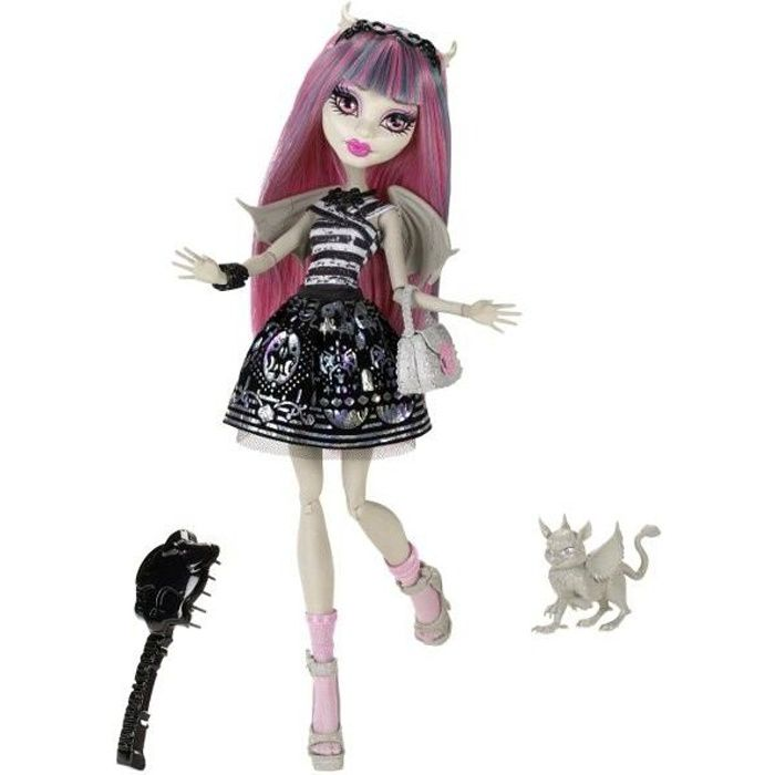 Poupée Monster High Rochelle Goyle