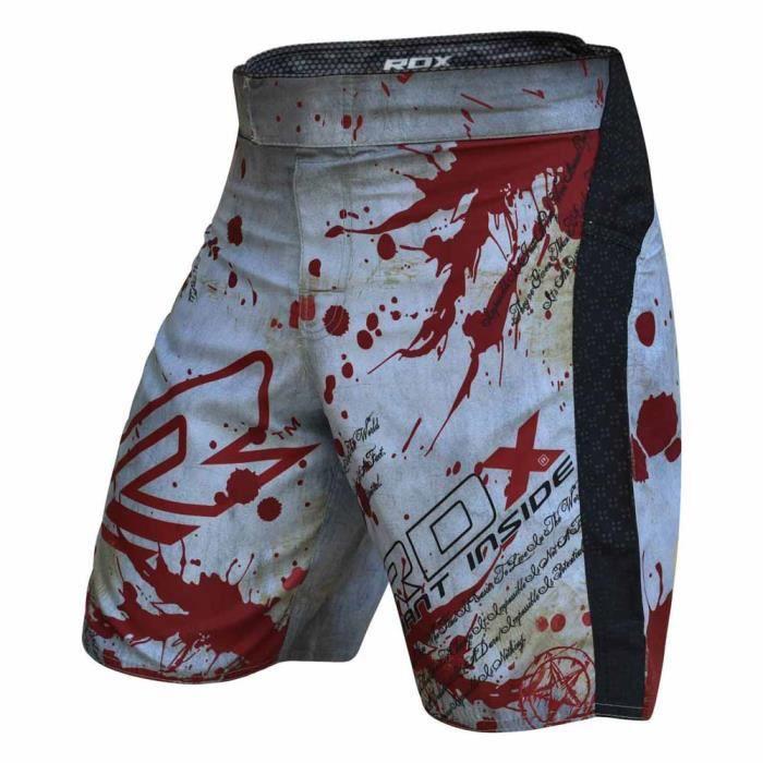 RDX MMA Short Boxe D'entraînement UFC Fightshort
