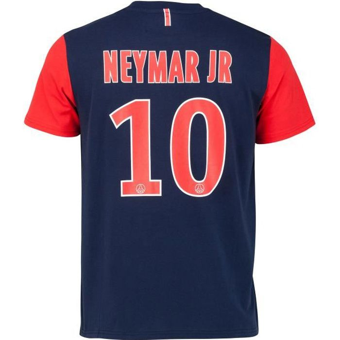 T-shirt PSG - NEYMAR Jr - Collection officielle PARIS SAINT GERMAIN - Taille enfant