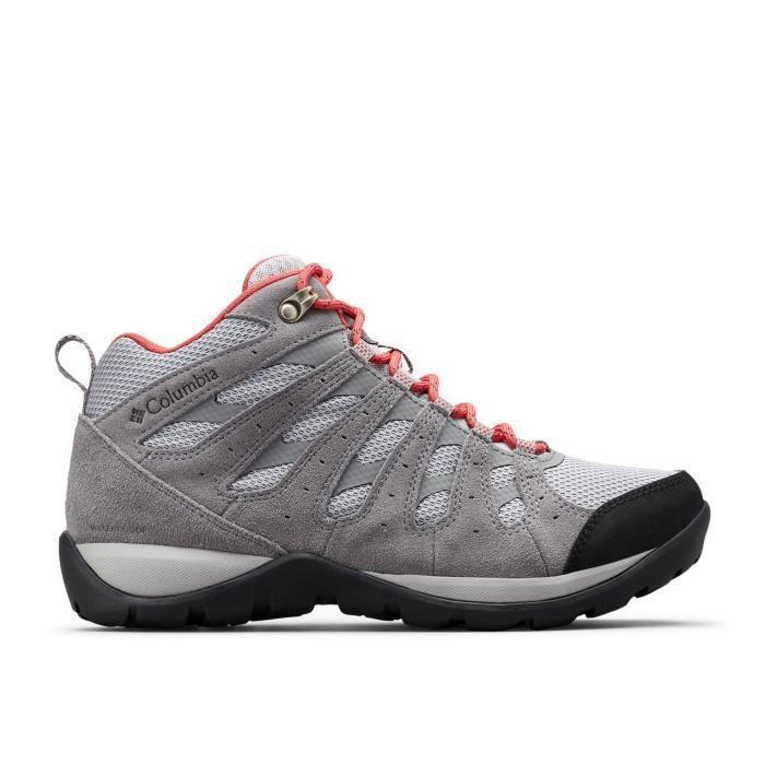 Chaussures de marche femme Columbia Redmond V2 Mid