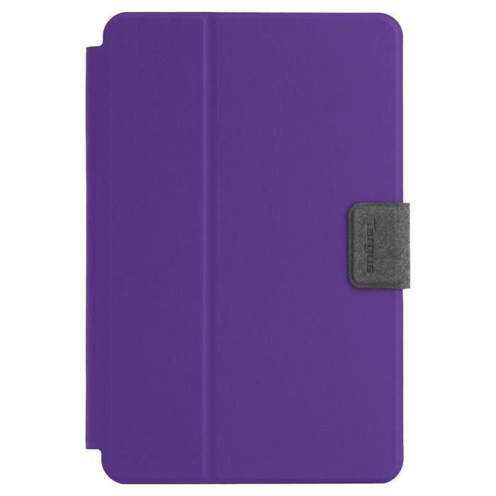 TARGUS Etui universel Rotatif SafeFit pour tablette 9-10- - Violet