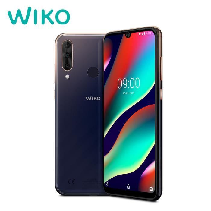 Wiko View 3 Pro 6+128Go Nightfall