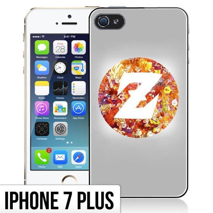 coque iphone 7 plus dragon ball z logo