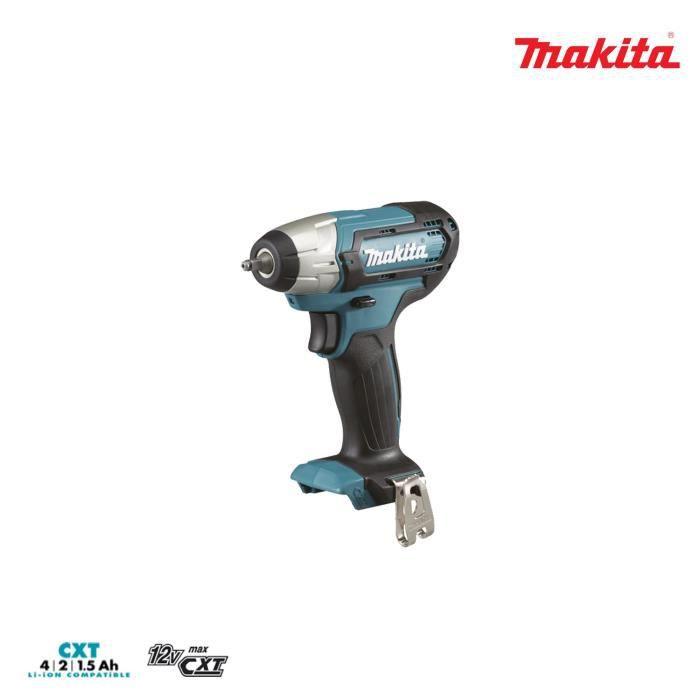 BATTERIE MACHINE OUTIL Boulonneuse à chocs MAKITA 12V - sans batterie ni