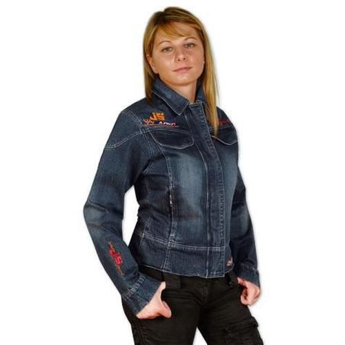 blouson jeans femme moto motard achat vente blouson veste blouson jeans femme moto mo. Black Bedroom Furniture Sets. Home Design Ideas