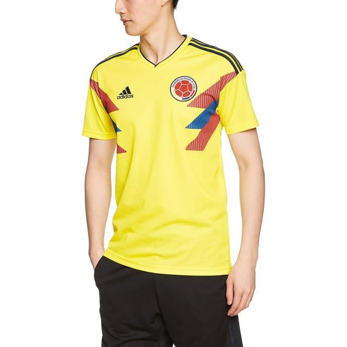 Adidas maillot football Colombie Domicile neuf enfant