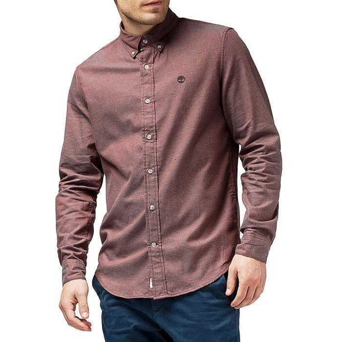 chemisette timberland homme