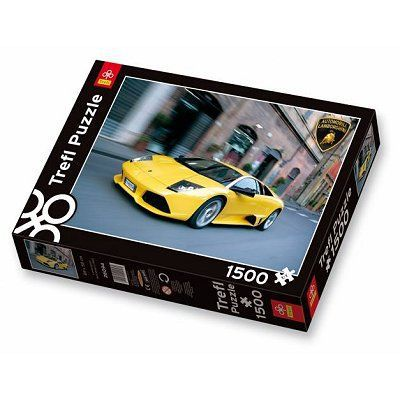 puzzle 1500 pi ces lamborghini murcielago lp 640 achat. Black Bedroom Furniture Sets. Home Design Ideas