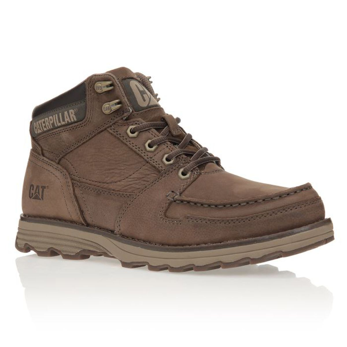 caterpillar bottines receptive chaussures homme homme marron achat vente caterpillar bottines. Black Bedroom Furniture Sets. Home Design Ideas