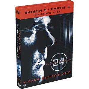 DVD SÉRIE DVD 24 heures chrono, saison 2b