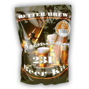 KIT DE BRASSAGE BIÈRE Mieux préparer le Nord de bière brune