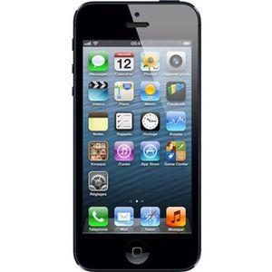 CHARGEUR - ADAPTATEUR  iPhone 5 16Go noir Reconditionné
