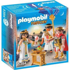 UNIVERS MINIATURE PLAYMOBIL 5394 - History - César et Cléopâtre