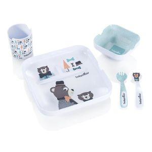 ENSEMBLE REPAS BABYMOOV Coffret Repas Lovely Lunch Set Bear