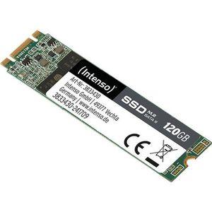 DISQUE DUR SSD Intenso Disque SSD 120 Go interne M.2 2280 SATA 6G