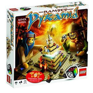 ASSEMBLAGE CONSTRUCTION Jeu D'Assemblage LEGO J12QN Jeux 3843: Ramses Pyra