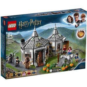ASSEMBLAGE CONSTRUCTION LEGO® Harry Potter™ 75947 - La cabane de Hagrid: l