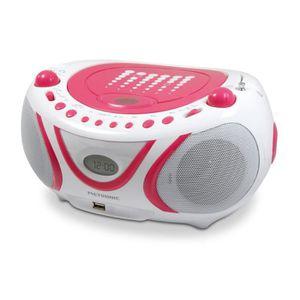 RADIO CD CASSETTE Metronic 477109 Radio / Lecteur CD / MP3 Portable