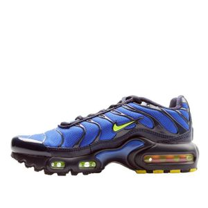 nike air max plus bleu