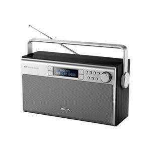 TUNER HI-FI Philips AE5220B Radio portative DAB 6 Watt