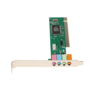 CARTE SON INTERNE CARTE SON INTERNE 1x carte son PCI de la carte pri