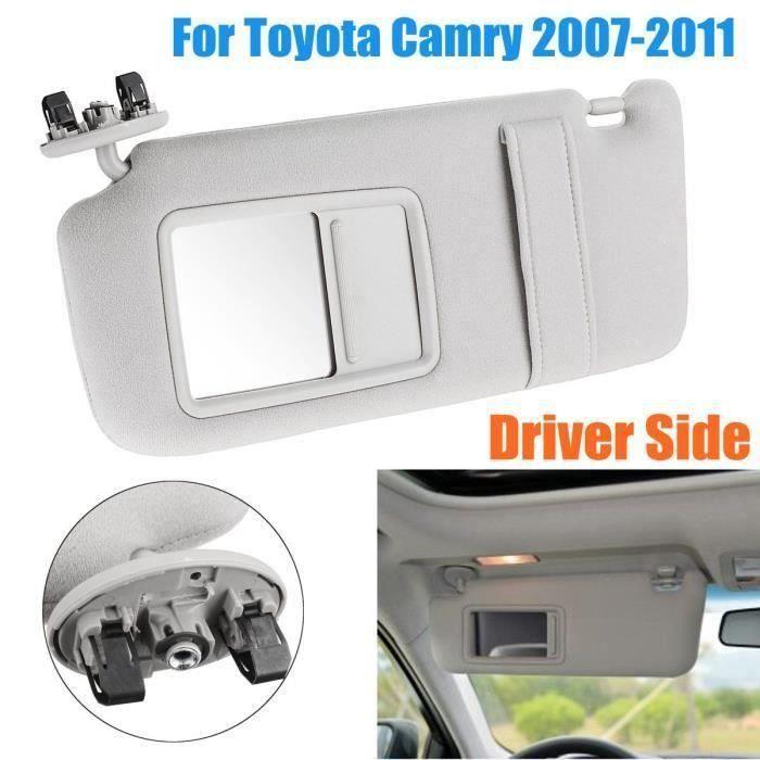 Visière Pare-soleil Avant Côté Conducteur Gauche Pour Toyota Camry 2007-2011 Fe62599