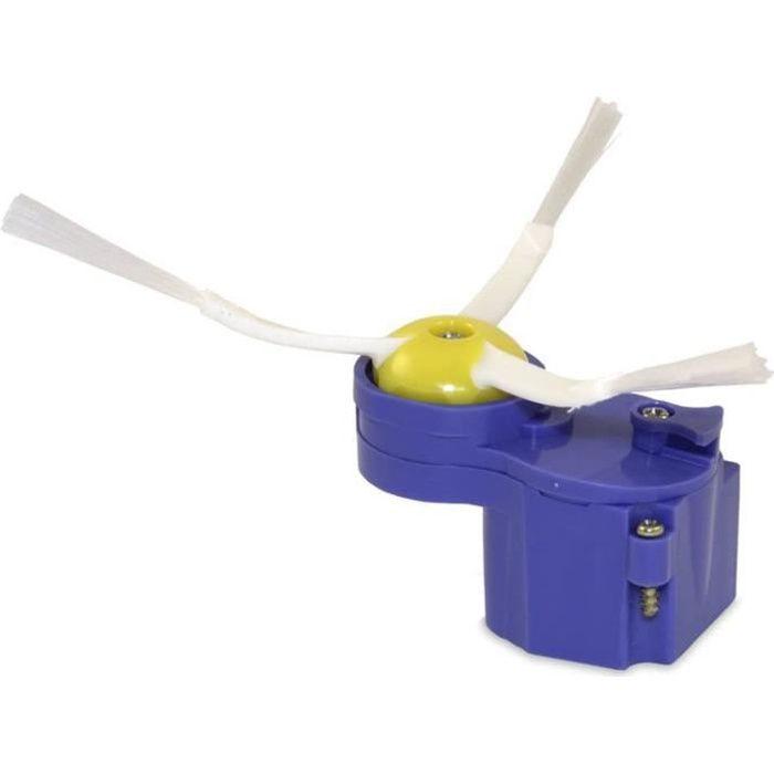Module de brosse latéral,Kit Motorisé Brosse Latéral Moteur remplacement pour iRobot Roomba 500 600 700 800 Série