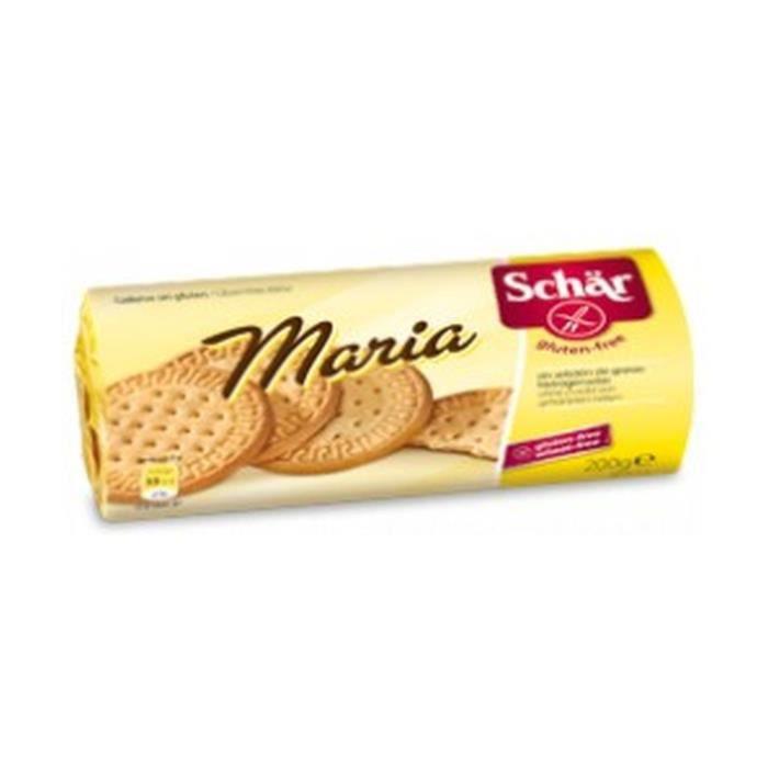 SCHÄR Biscuits Maria Sans Gluten Maria 200 g