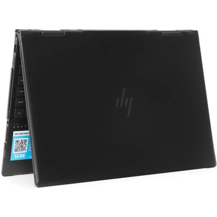 mCover Coque rigide pour ordinateur portable HP Envy x360 15-ED-15-EExxxx Series (Non compatible avec Envy x360 15-AQ-BP-DS-DR S77