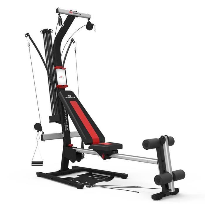 Appareil de musculation PR1000 tiges de résistance 95kg Bowflex