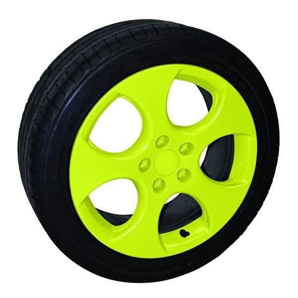 Spray Film FOLIATEC néon jaune 1 aérosol + 1 apprêt