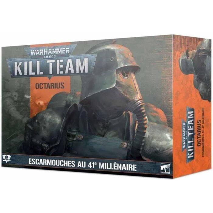 Kill Team Octarius - Escarmouche au 41e millénaire - Français - Warhammer 40,000