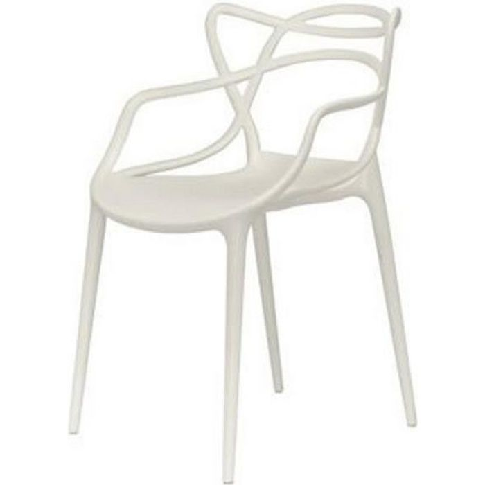 Masters Chaise (Blanc)