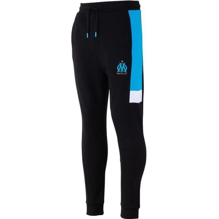 Pantalon molleton fit OM - Collection officielle OLYMPIQUE DE MARSEILLE