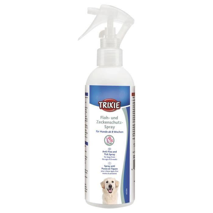 Spray anti-puces et tiques 250 ml-Trixie 10,000000
