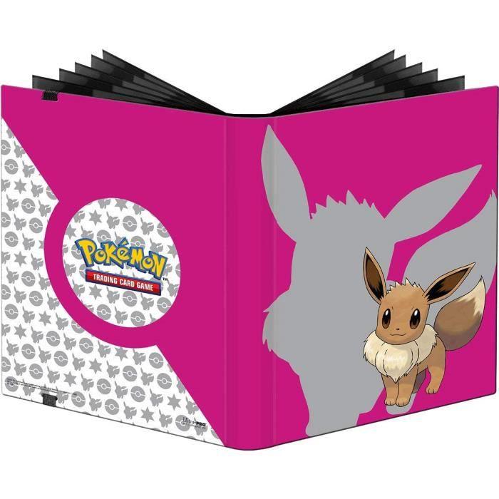Pokémon - Range-Cartes Pro-Binder Portfolios A4 360 cartes - Eevee
