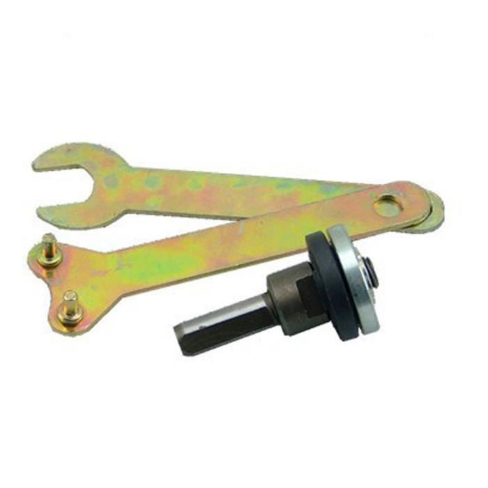 10/mm tige pour mandrin Arbor Foret /à angle adaptateur pour coupe