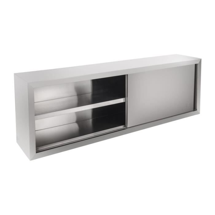 meuble haut cuisine inox achat vente meuble haut. Black Bedroom Furniture Sets. Home Design Ideas