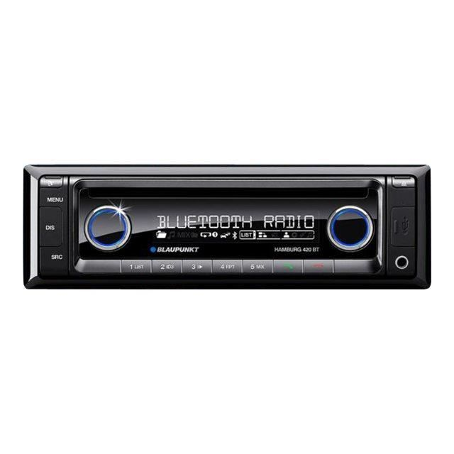 autoradio bluetooth usb sd cd blaupunkt 420bt achat. Black Bedroom Furniture Sets. Home Design Ideas