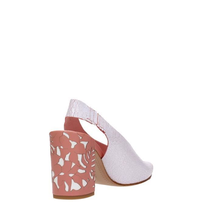 What For Sandales Femme Blanc, 39