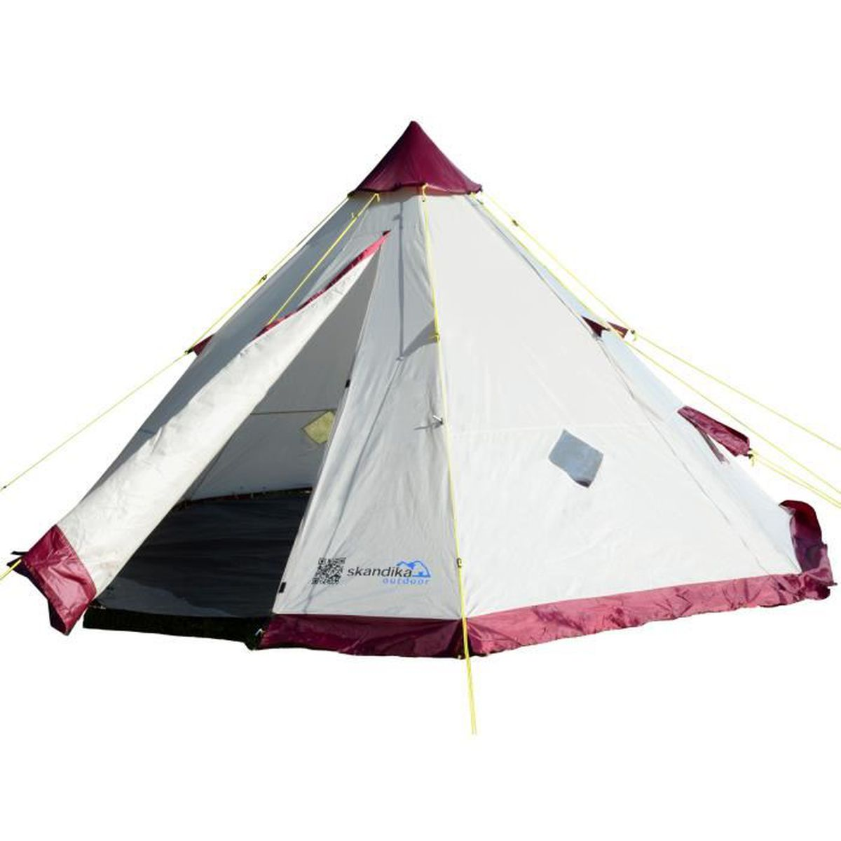 tente de camping tipi achat vente pas cher soldes. Black Bedroom Furniture Sets. Home Design Ideas