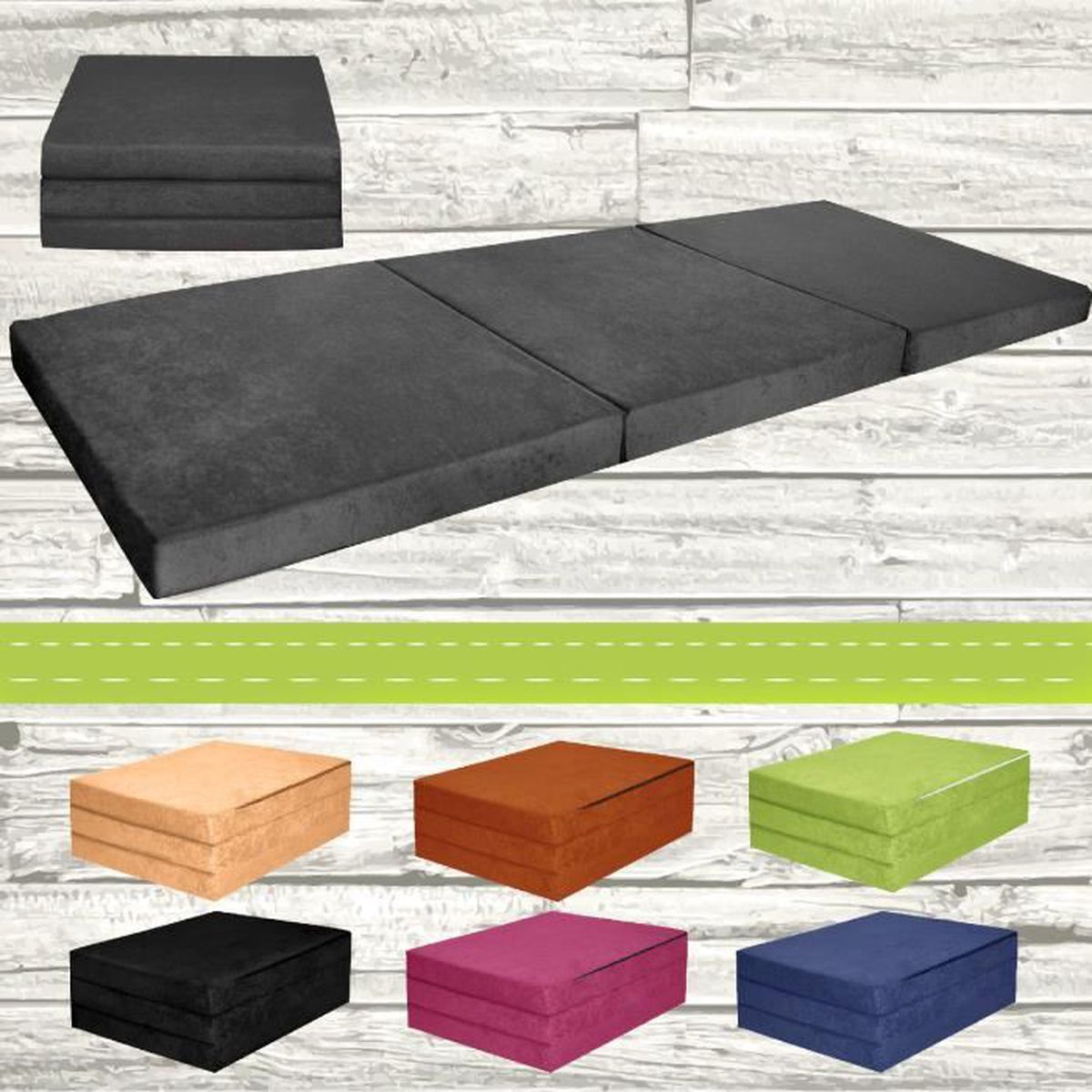 matelas d appoint mousse achat vente matelas d appoint mousse pas cher cdiscount. Black Bedroom Furniture Sets. Home Design Ideas
